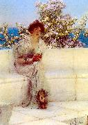 The Year is at the Spring Alma Tadema
