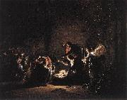 The Adoration of the Magi dfkii BRAMER, Leonaert
