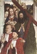 Altarpiece of the Councillors (detail) fg DALMAU, Lluis