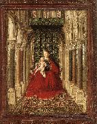 Small Triptych (central panel) ssf EYCK, Jan van