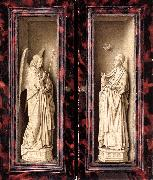 Small Triptych (outer panels) rt EYCK, Jan van