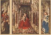 Small Triptych ssf EYCK, Jan van