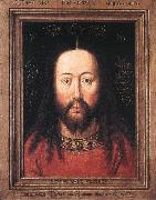 Portrait of Christ sdr EYCK, Jan van