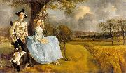 Mr and Mrs Andrews dg GAINSBOROUGH, Thomas
