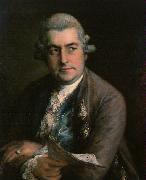 Johann Christian Bach sdf GAINSBOROUGH, Thomas