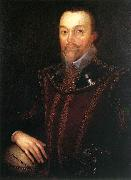 Sir Francis Drake dfg GHEERAERTS, Marcus the Younger