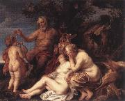 Education of Jupiter sf JORDAENS, Jacob