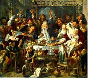 The King Drinks sf JORDAENS, Jacob