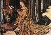 The Annunciation (detail) sgu MASTER of the Aix Annunciation