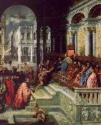 Presentation of the Ring to the Doges of Venice Paris Bordone