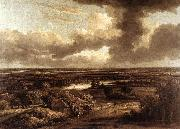 Dutch Landscape Viewed from the Dunes Philips Koninck