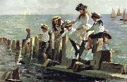 The Little Anglers Alexander Mark Rossi