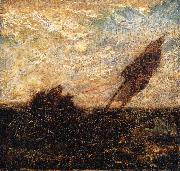 The Waste of Waters is Their Field Albert Pinkham Ryder