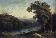 Landscape with River Jakob Philipp Hackert