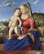 The Virgin and Child CIMA da Conegliano