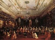 Ladies Concert at the Philharmonic Hall GUARDI, Francesco