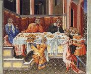 The Feast of Herod Giovanni di Paolo