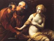 Susannah and the Elders Guido Reni
