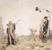 Sowing New Seed Sir William Orpen