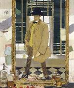 The Poet Sir William Orpen