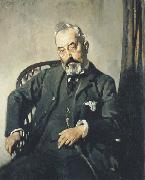 The Rt Hon Timothy Healy,Governor General of the Irish Free State Sir William Orpen