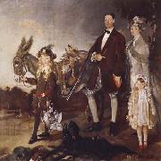 The Vere Foster Family Sir William Orpen
