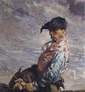 The Jockey Sir William Orpen