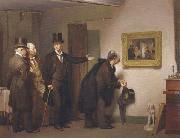 The Valuers Sir William Orpen
