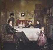 A Bloomsbury Family Sir William Orpen