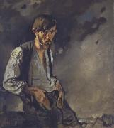 The Man from the West:Sean Keating Sir William Orpen