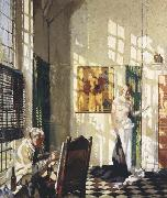 The Studio Sir William Orpen