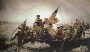 washington crossing the delaware Emanuel Gottlieb Leutze