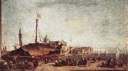 The Piazzetta GUARDI, Francesco