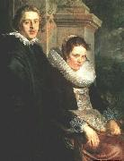 Portrait of a Young Married Couple JORDAENS, Jacob