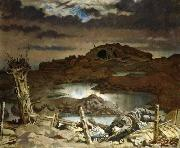 Zonnebeke, Sir William Orpen