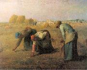 The Gleaners, jean-francois millet