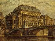 the national theatre in prague johannes brahms