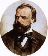 antonin dvorak the most famous czech composer of his time johannes brahms