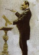 dvorak conducting at the chicago world fair in 1893 johannes brahms