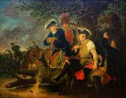 Frederick the Great and the Combat Medic, Bernhard Rode