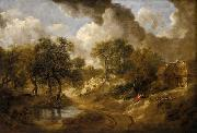 Landschaft in Suffolk GAINSBOROUGH, Thomas
