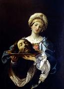 Salome with the Head of John the Baptist Guido Reni