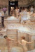 A Favourite Custom tadema