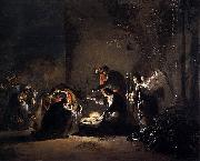 Adoration of the Magi BRAMER, Leonaert