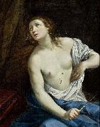 The Suicide of Lucretia Guido Reni
