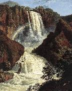 The Waterfalls at Terni Jakob Philipp Hackert