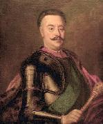 Portrait of Jan Klemens Branicki, Grand Hetman of the Crown Augustyn Mirys