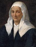 Portrait of an Old Woman Bartolomeo Passerotti