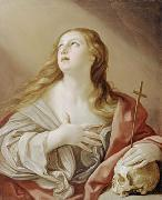 The Penitent Magdalene Guido Reni