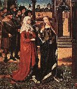 Scene from the St Lucy Legend Master of the Legend of St. Lucy